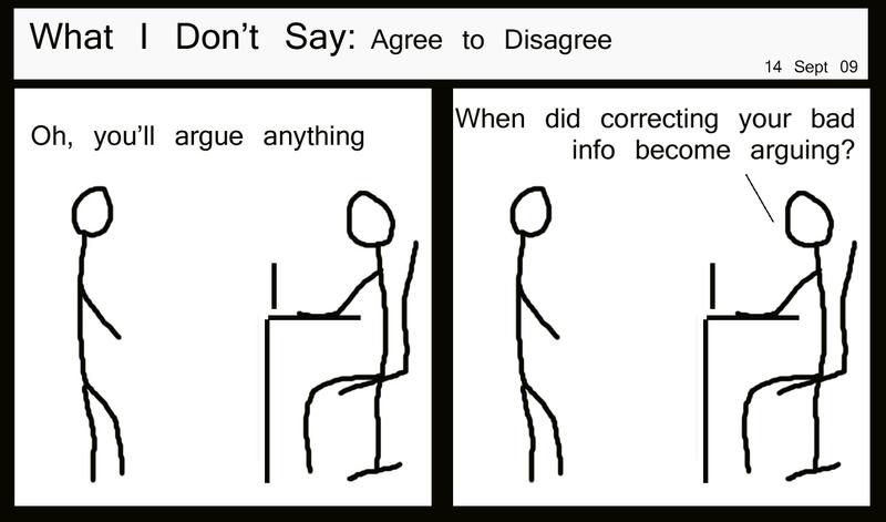 Wids argue