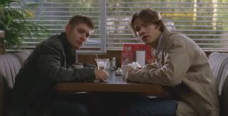 S3 bad day black rock, sam and dean 2