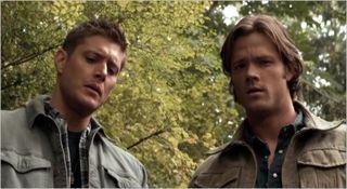 Wishful thinking, dean and sam