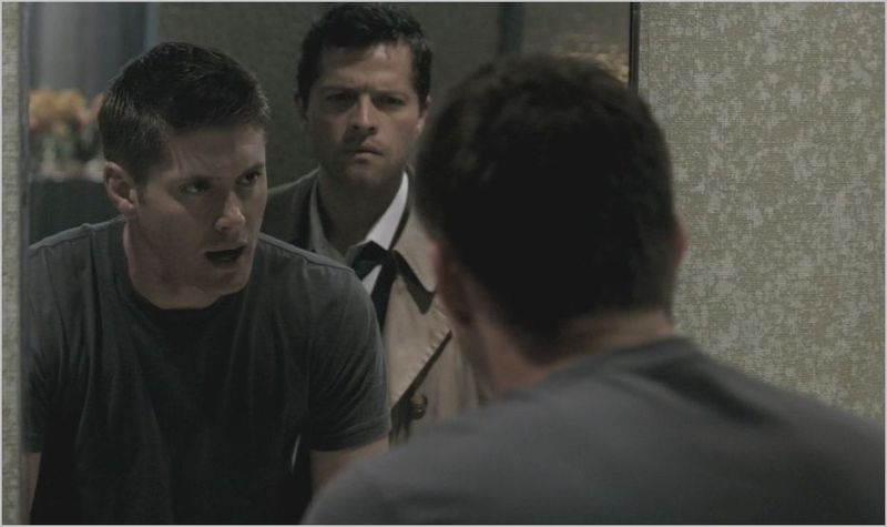Free to be, dean and castiel