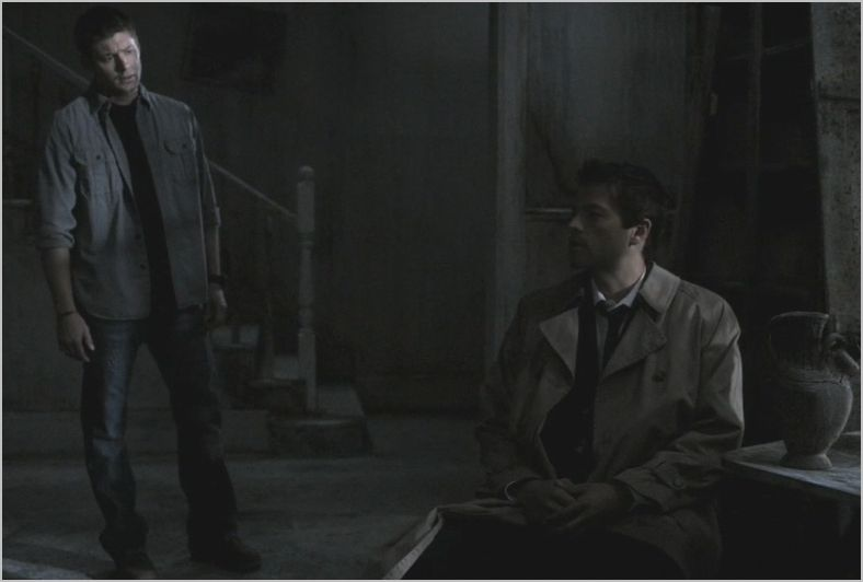 Free to be, dean and castiel 3