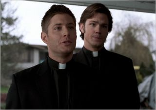 Nightmare, sam and dean