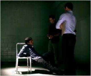 Nalowale, interrogation