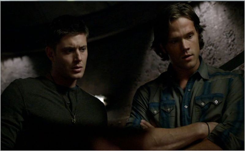 Are you there god, sam and dean