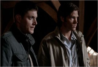 I know what you did, sam and dean