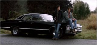 Heaven and hell, sam and dean