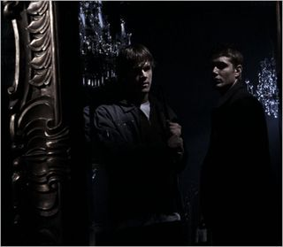 Bloody mary, sam and dean