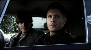 Home, sam and dean