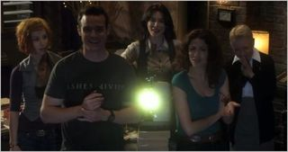 Warehouse 13, where and when, team