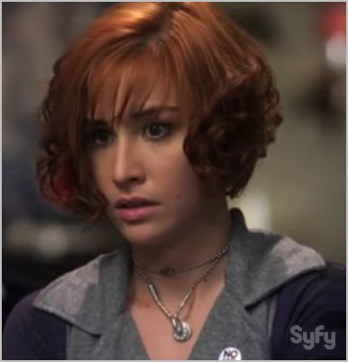 Warehouse 13, where and when, claudia