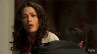 Warehouse 13, vendetta, myka and pete
