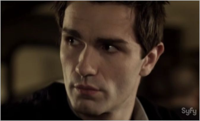 Being human, syfy, something to watch over me, aidan