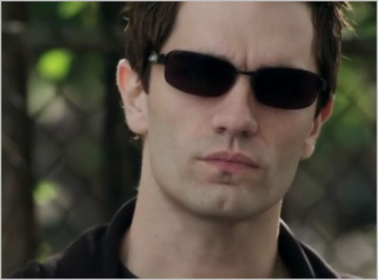 Being human, syfy, something to watch over me, aidan 2