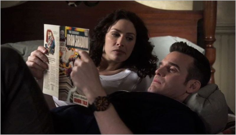 Warehouse 13, mild mannered, pete and myka