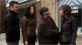 Warehouse 13, beyond our control, team