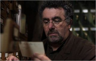 Warehouse 13, around the bend, artie