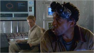 Eureka, season 1, pilot, henry and king