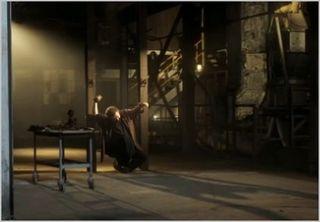 Warehouse 13, vendetta, artie