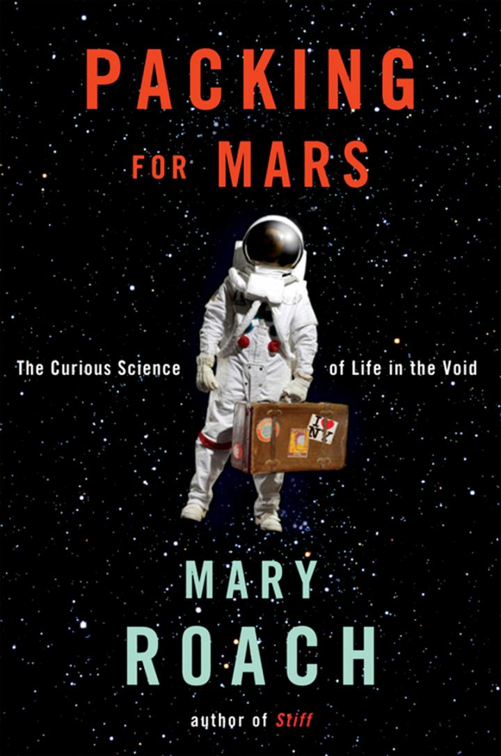 Packing for mars_mary roach