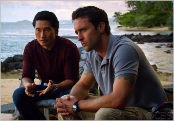 Hawaii five-0, loa aloha, chin and steve