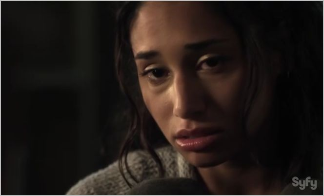 Being human, syfy, something to watch over me, sally