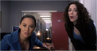 Warehouse 13, around the bend, myka and kate