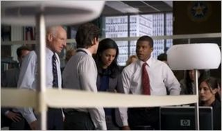 White collar, payback, team