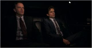 White collar, under the radar, peter and neal