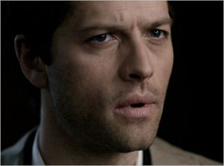 Head of a pin, castiel