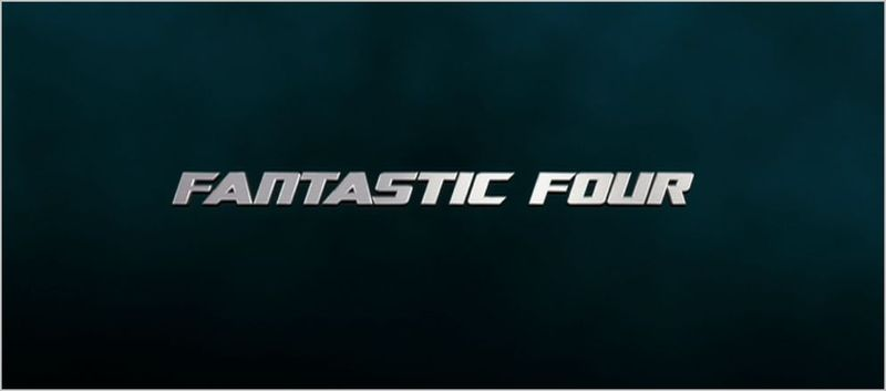 Fantastic four opening