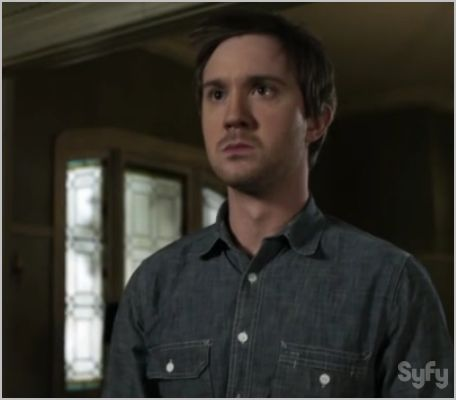 Syfy, being human, i want you back (from the dead), josh