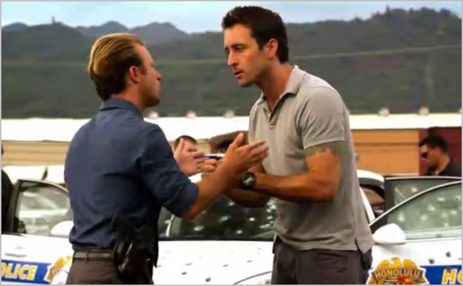 Hawaii five-0, oia'i'o, danny and steve