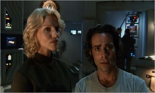 Syfy, battlestar, galactica, six degres of seperation, six and baltar