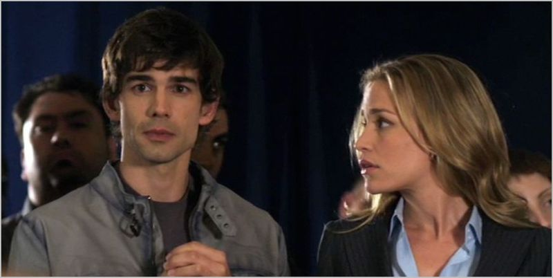 Covert affairs, communication breakdown,   annie and auggie