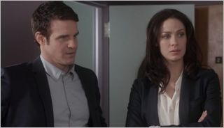 Warehouse 13, syfy, trials, pete and myka