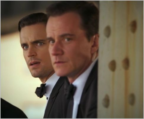 White collar, the dentist of detroit, neal and peter