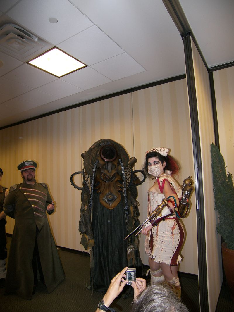 DragonCon 2011, Steampunk Exhibition 16