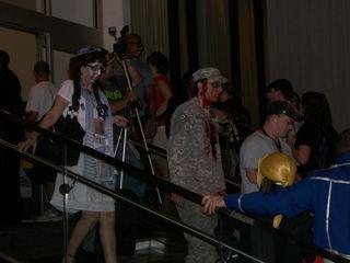 DragonCon 2011, Zombie Walk 2