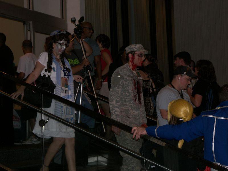 DragonCon 2011, Zombie Walk 3