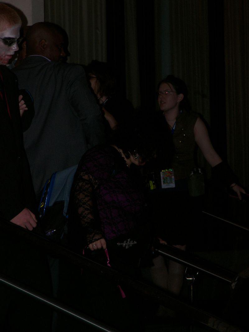 DragonCon 2011, Zombie Walk 5