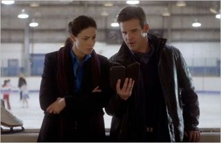 Syfy, warehouse 13, magnetism, pete and myka