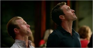 Hawaii five-0, mea, danny and steve
