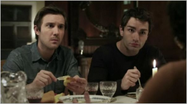 Being human, syfy, I see your true colors and that's why I hate you, josh and aidan 2