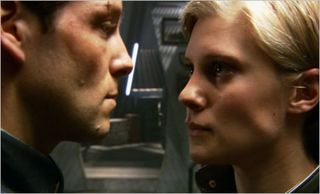 Battlestar galactica, bsg, act of contrition, starbuck and apollo