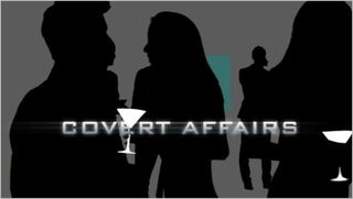 Covert Affairs title