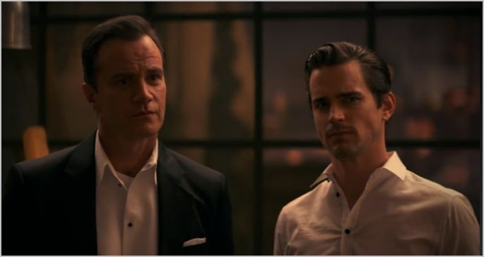 White collar, the dentist of detroit, neal and peter 2