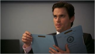 White collar, veiled threat, neal