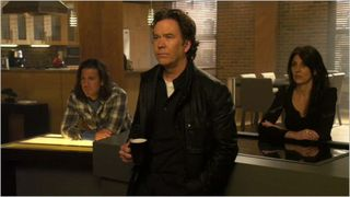 Leverage, carnival job, eliot, nate, and sophie