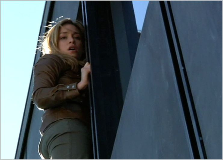 Covert affairs, welcome to the occupation, annie 2