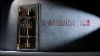 Warehouse 13 logo 2
